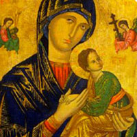 Our Lady of Perpetual Help Society- Our Mother